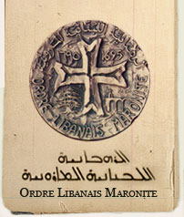 ordrelibanaismaronite